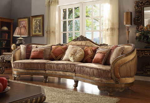 3 Piece Traditional HD-458 Living Room Sectional (Use Coupon Code FREESHIP17 FOR FREE SHIPPING)