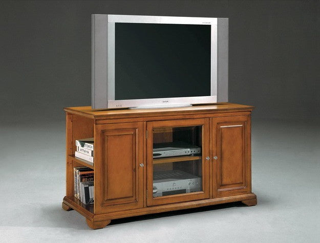Entertainment Console - Harris Oak