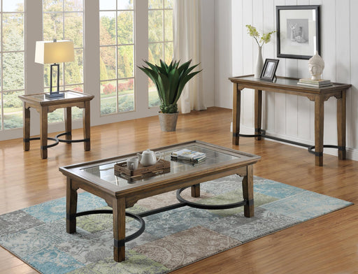 Oliver Occasional 3 Piece Coffee Table Set