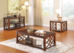 Henry Occasional 3 Piece Coffee Table Set