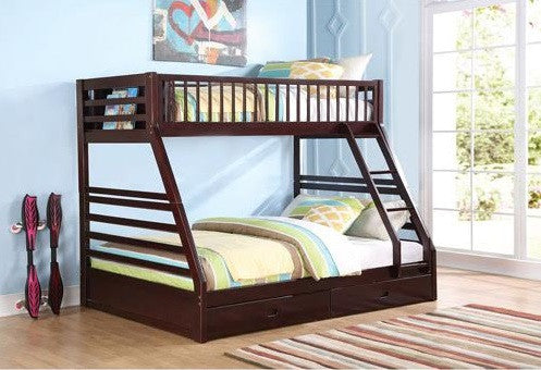 Sale - Twin Over Full Bunk Bed