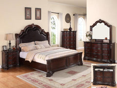 Sheffield Bedroom Set - 5 Piece