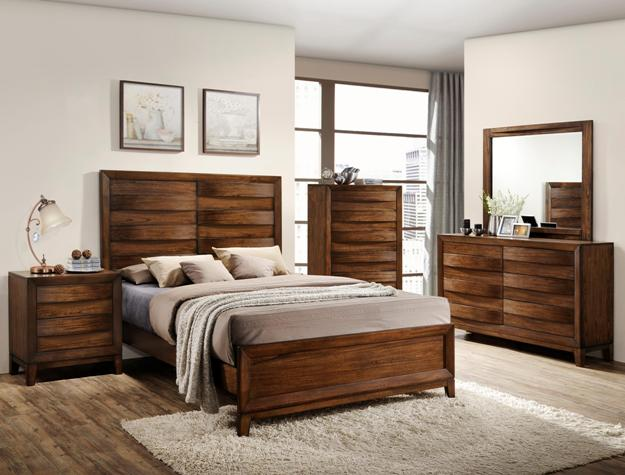 Kelton 5 Piece Bedroom Set