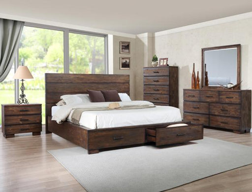 5 PC. CRANSTON BEDROOM