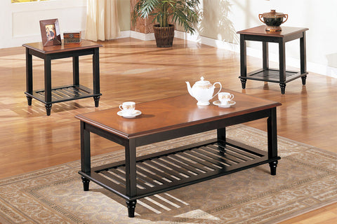 3-PC Coffee Table Set