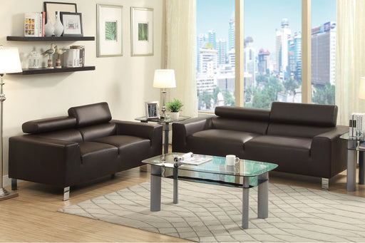 2 Piece Sofa Set