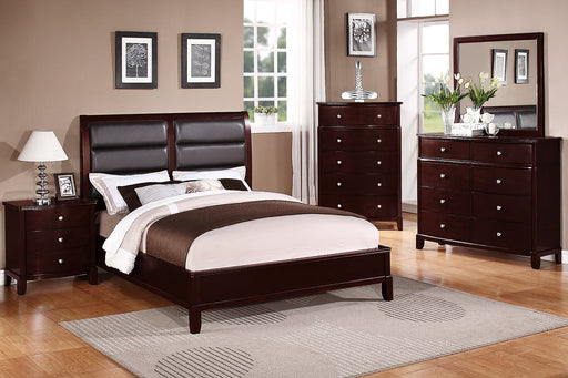 5 Piece Cherry Bedroom Set