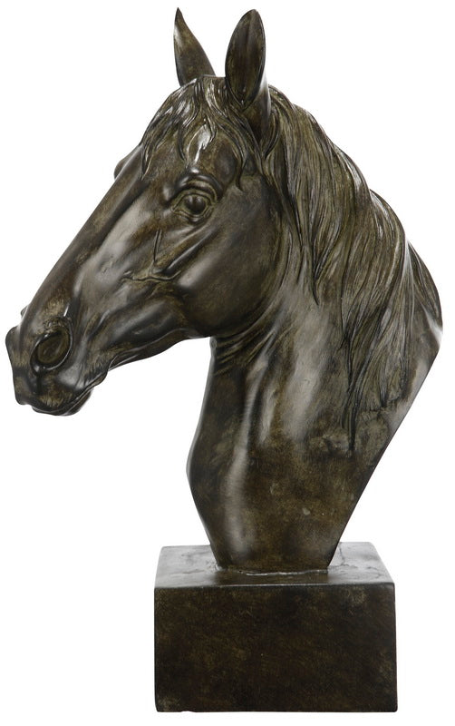 Equine Sculpture On Base