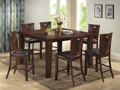 Grenada 7 Piece Counter Height Dining Set
