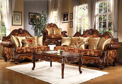 2 Piece Traditional HD-481 Living Room Set