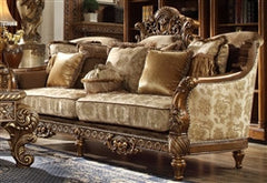 2 Piece Traditional HD-610 Living Room Set