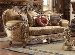 2 Piece Traditional HD-622 Living Room Set