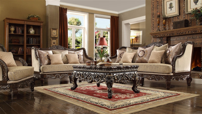 2 Piece Traditional HD-914 Living Room Set