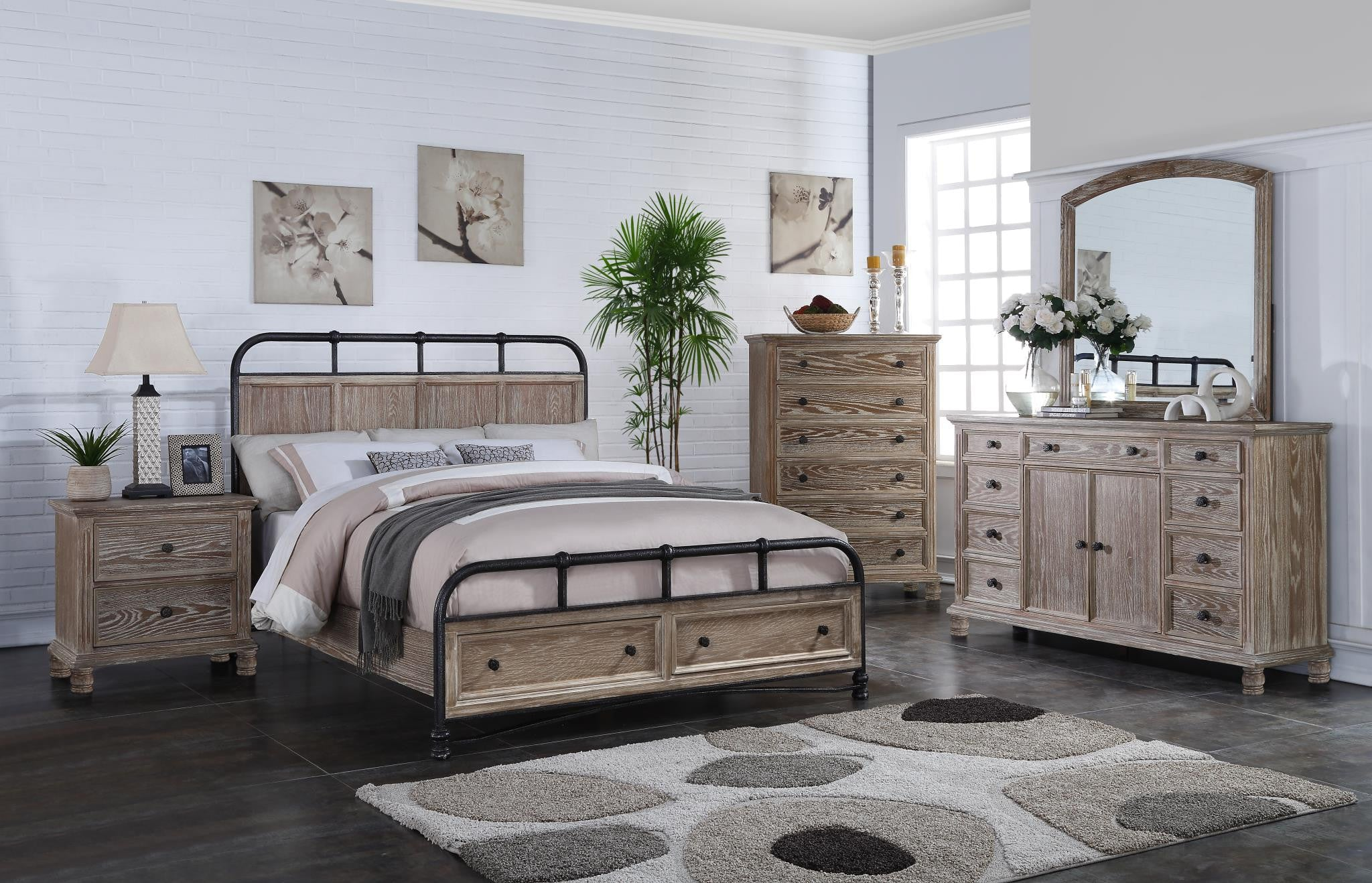 La Salla Bedroom Set