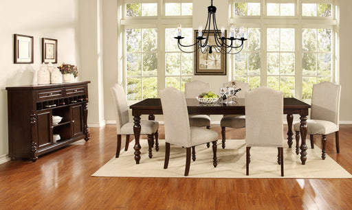 7 or 9 Piece Palisades Formal Dining Set