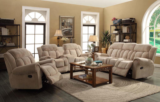 Basha Reclining Living Room Set