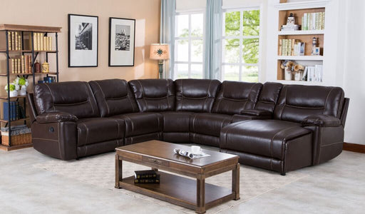 Bennington Big Reclining Sectional