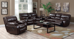 Florence 3 Piece Motion Reclining Set