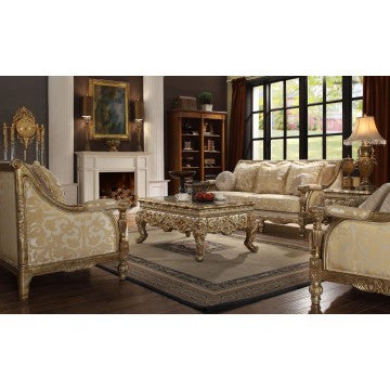2 Piece Traditional HD-205 Living Room Set