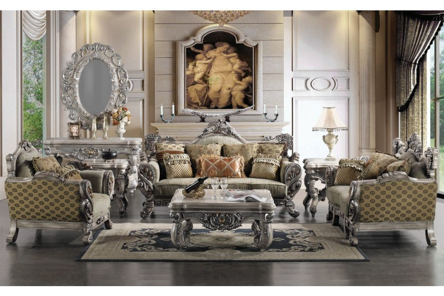 2 Piece Traditional HD-272 Living Room Set
