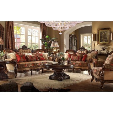 2 Piece Traditional HD-39 Living Room Set