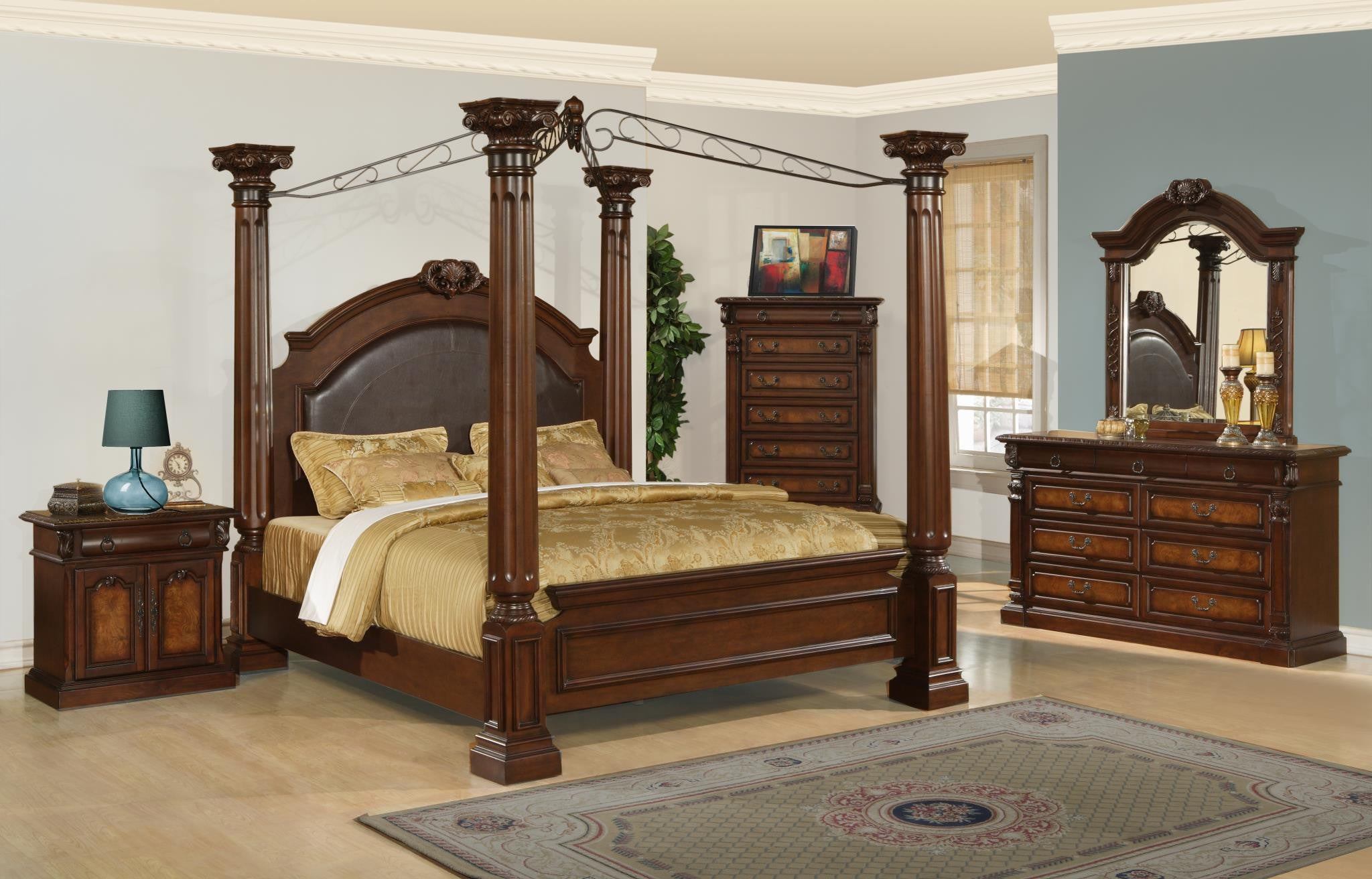 Juliet Bedroom Set
