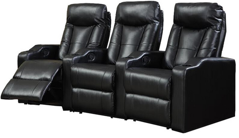 3 Seats Home Theatre Set