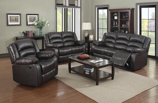 3 Piece Reclining Living Room Set