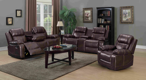 Samuel 3 Piece Motion Reclining Set