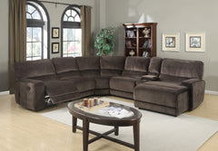 Signature Reclining Sectional