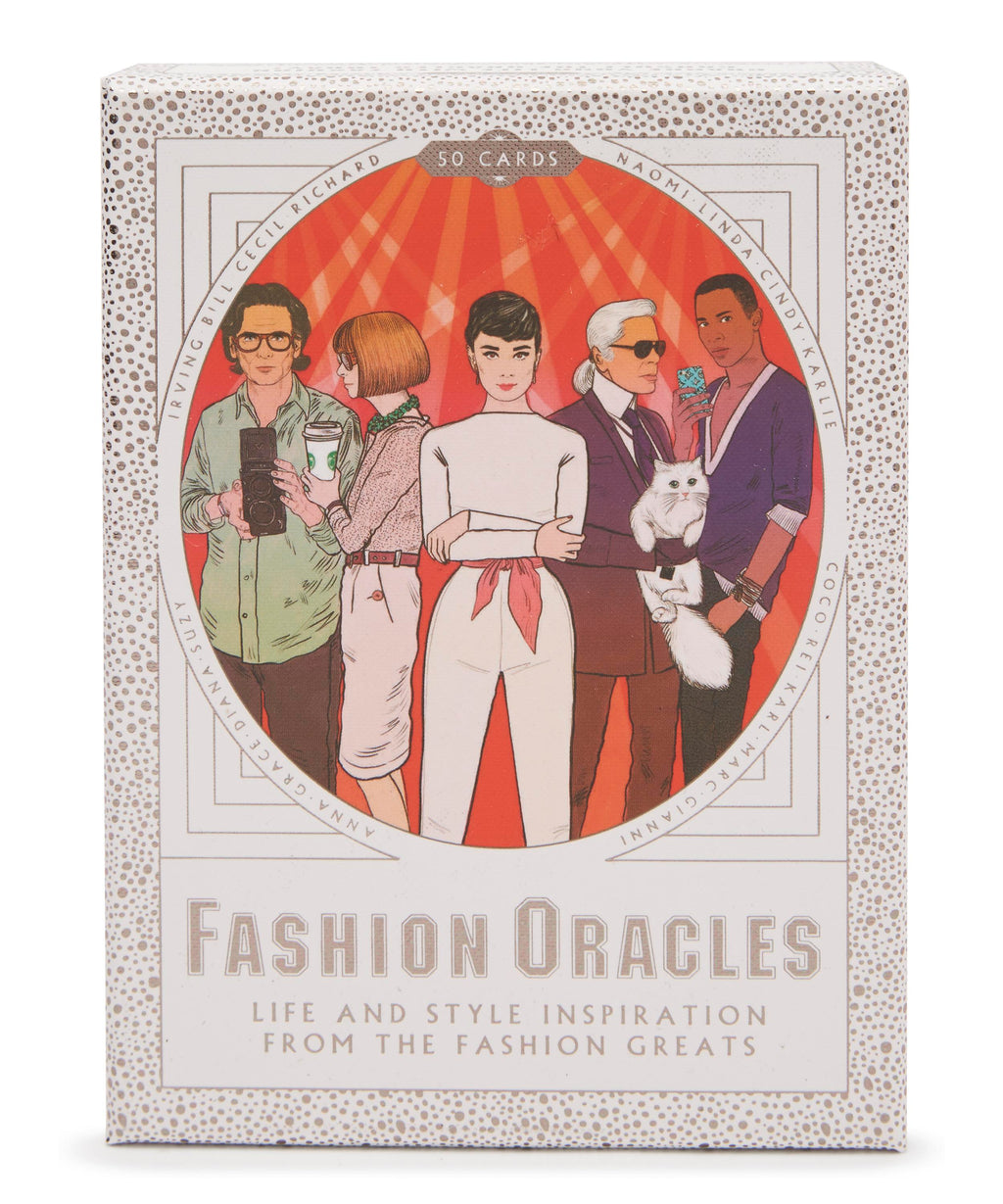 Fashion Oracle Cards - All She Wrote