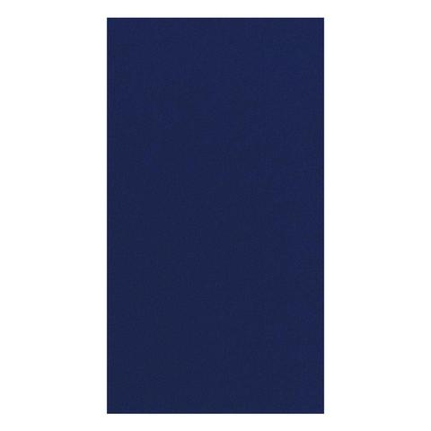 Navy Paper Linen Guest Towel - All She Wrote