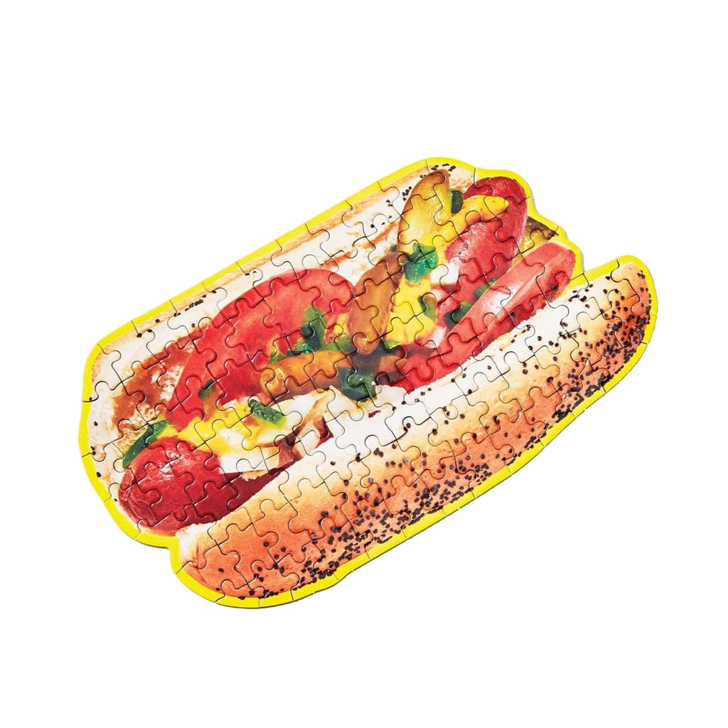 Chicago Dog Little Puzzle - All She Wrote