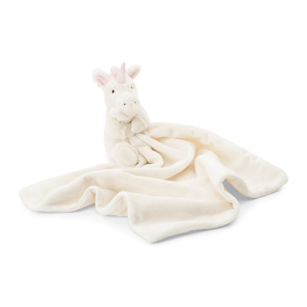 Bashful Unicorn Lovey - All She Wrote