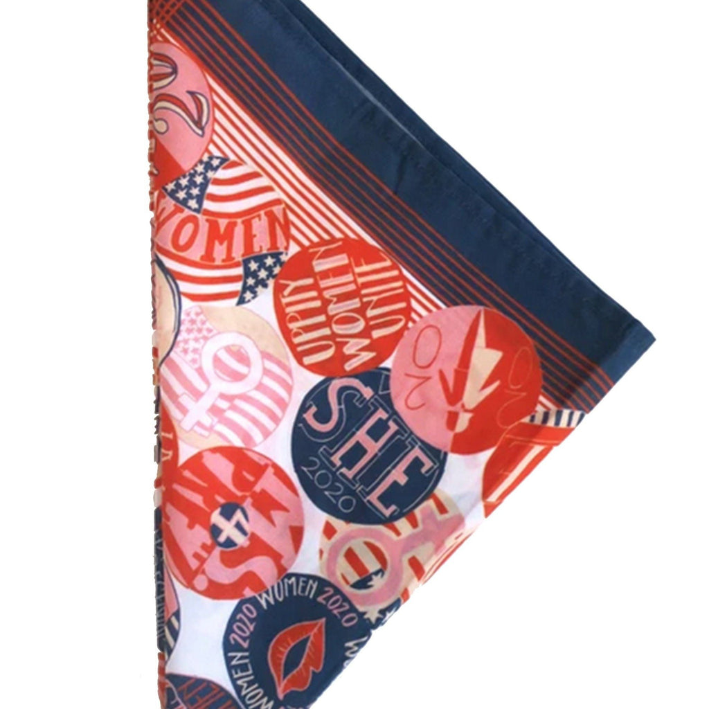 Votes for Women Bandana - All She Wrote