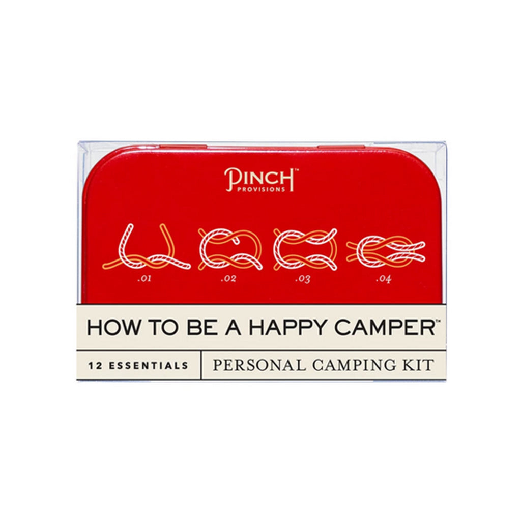 How To Be A Happy Camper Kit - All She Wrote