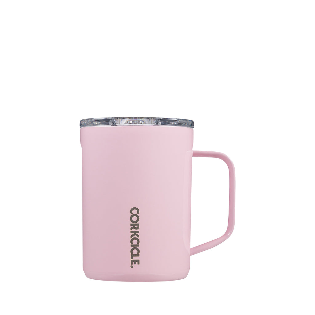 Rose Quartz Coffee Mug - All She Wrote