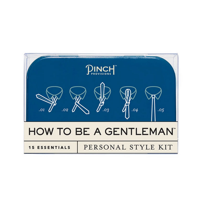 How To Be Gentleman Kit - All She Wrote