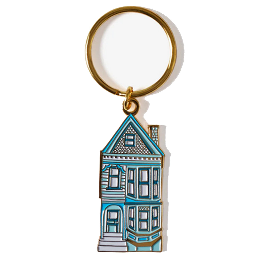 House Keychain - All She Wrote