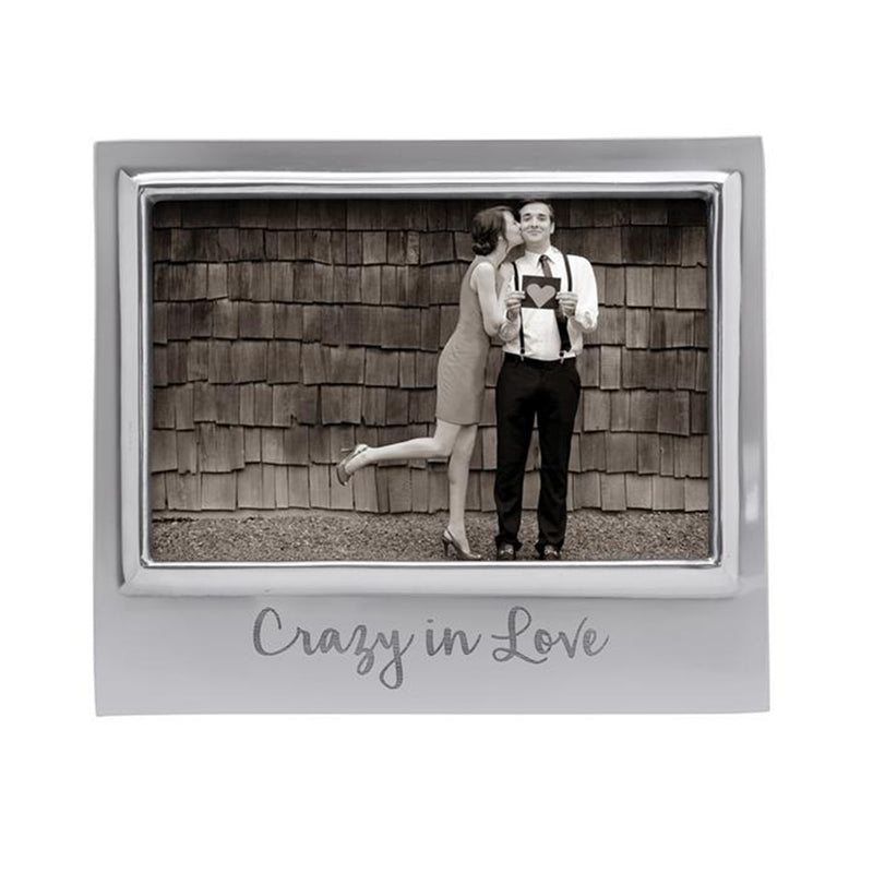 Crazy in Love Frame - All She Wrote