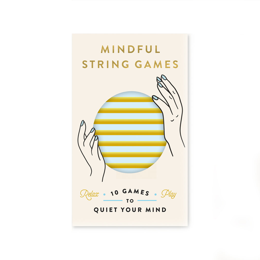 Mindful String Games - All She Wrote