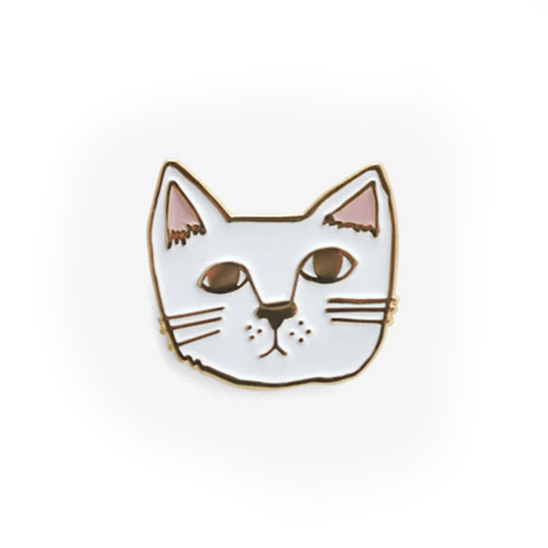 Kit Cat Pin - All She Wrote