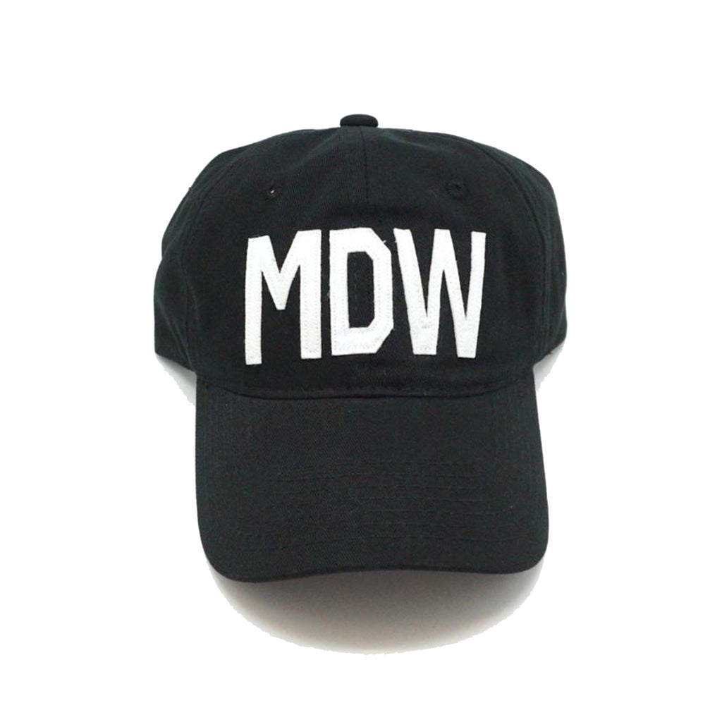 Black MDW Hat - All She Wrote