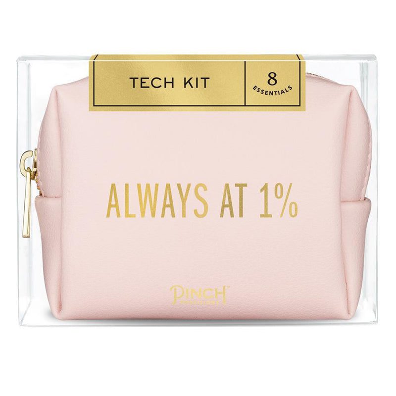 Always At 1% Tech Kit - All She Wrote