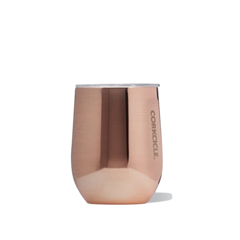 Copper Stemless Wine Cup - All She Wrote