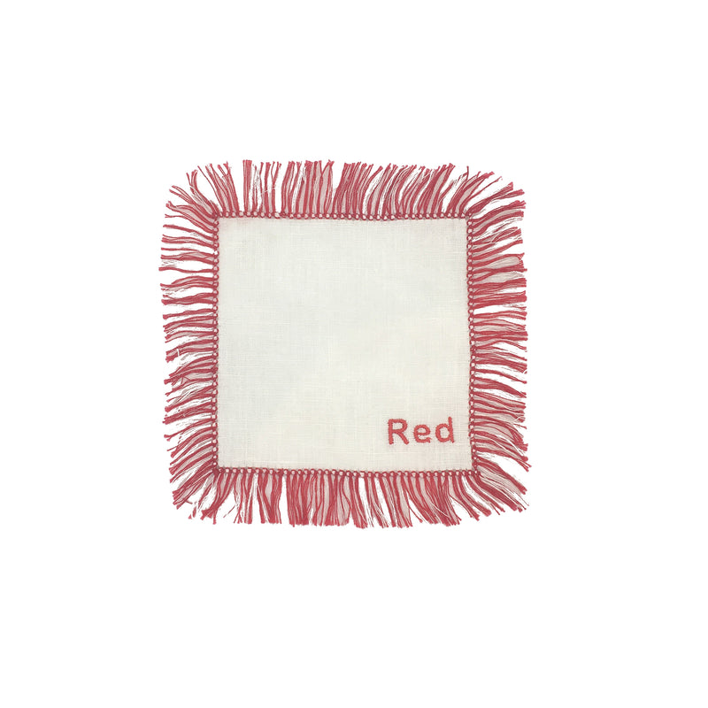 Fringe Edge Rectangle Placemat