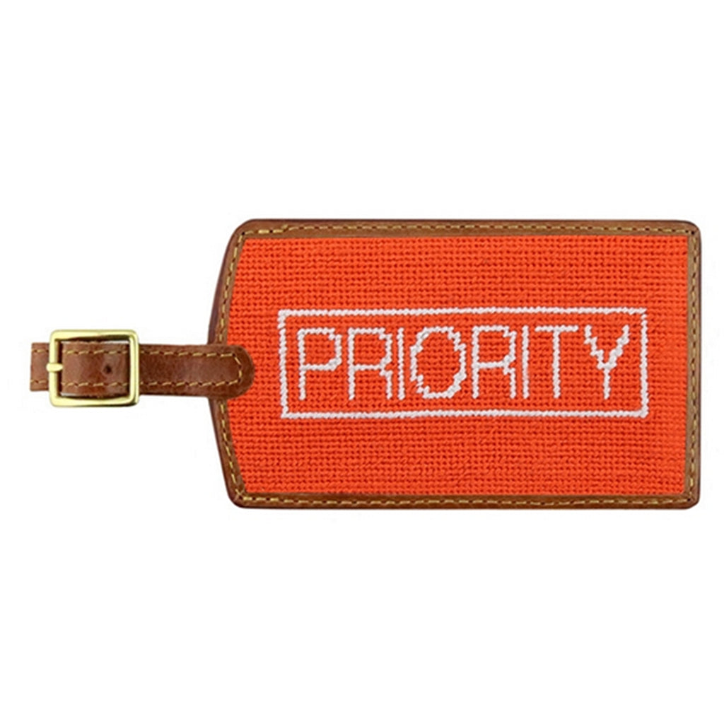 Priority Luggage Tag - All She Wrote