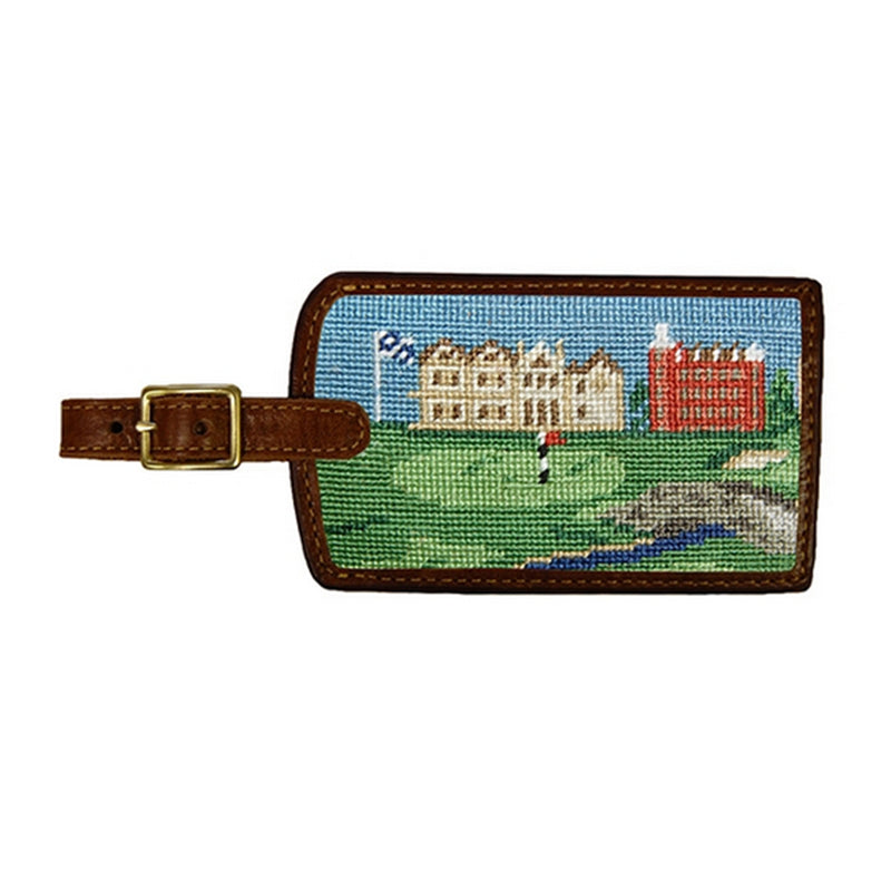 St. Andrews Luggage Tag - All She Wrote