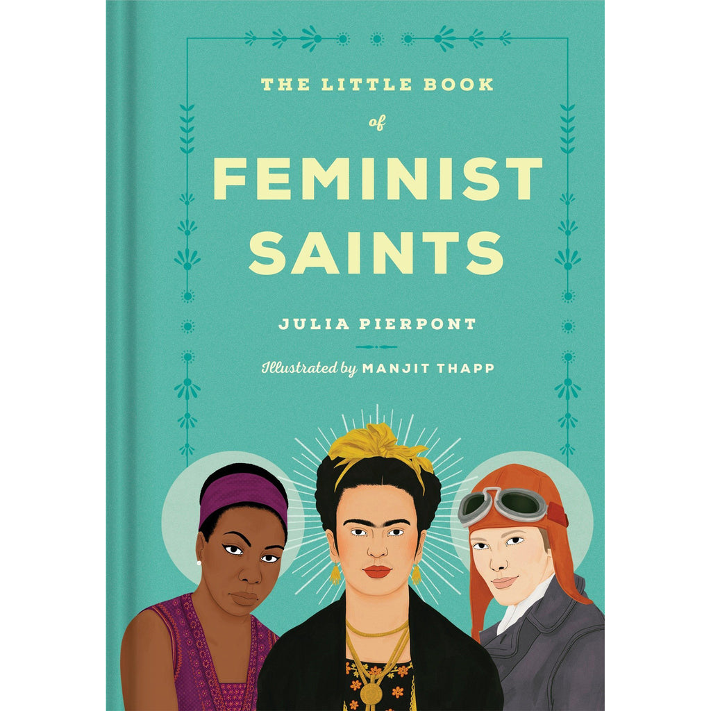 Little Book of Feminist Saints - All She Wrote
