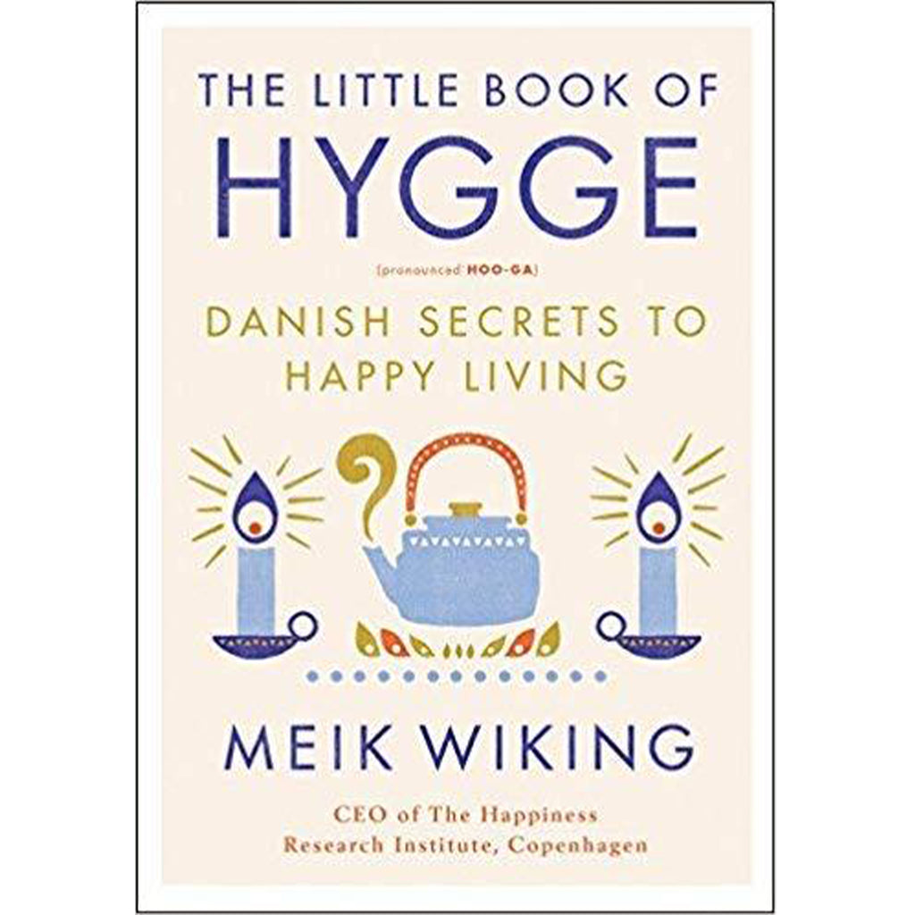 Little Book of Hygge - All She Wrote